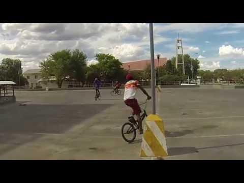 Skate park Gaborone, Botswana, South Africa