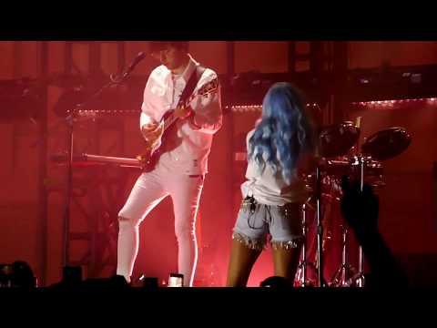 VEVO Presents: Halsey 'Lie/Young God'