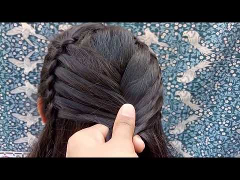 Beautiful Long Hair Hairstyle for Party Hairstyle,