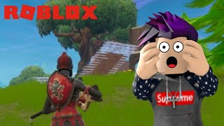 FORTNITE NO ROBLOX?! 😱 - Strucid | Tech Gamer Oficial