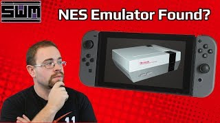 News Wave! - An NES Emulator Was Found On The Nintendo Switch?