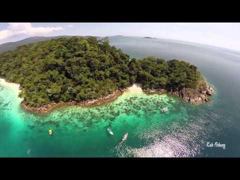 Koh Lipe @ Tarutao National Marine Park ( DRONE )