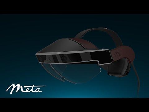 Meta 2 Development Kit - Launch Video