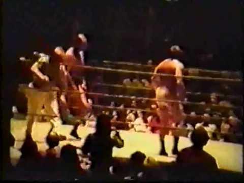 70s Wrestling Lou Thesz vs Don Kent