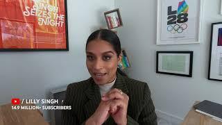 General Motor's Deborah Wahl in conversation with Lilly Singh   Season 2