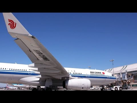SJC celebrates Air China's new San Jose - Shanghai route