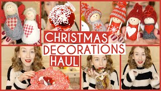Christmas Decorations Haul • Sass & Belle, Tiger + More! Thumbnail