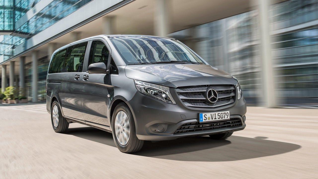 mercedes-benz vito, la nueva van de la estrella está a la venta