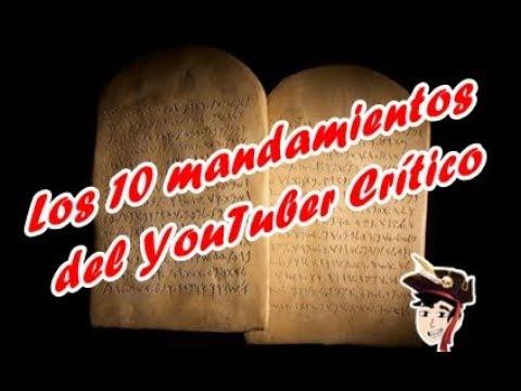 Como hacer una critica en Youtube/ 10 normas