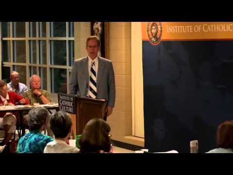 Dr. Timothy O'Donnell - JPII's Novo Millennio Ineunte: A Vision for the Future of the Church