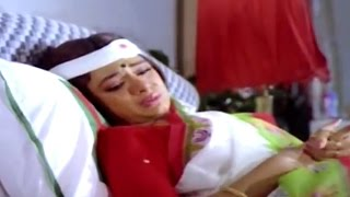 Alludugaru Movie || Shobana Sentiment Scene || Mohan Babu, Shobana