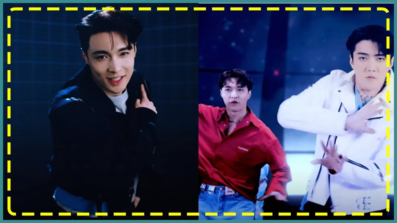 EXO makes long awaited comeback with thrilling MV for 'Don't Fight the Feeling'