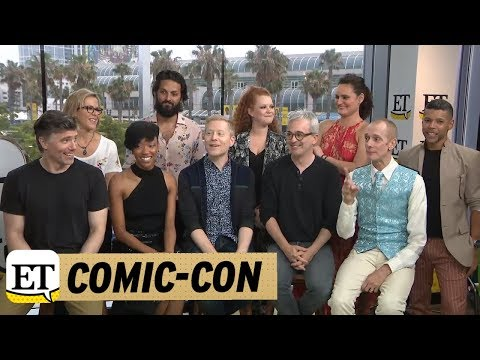 Comic-Con 2018: The Star Trek: Discovery Cast Gushes Over Fan Reactions To The Show