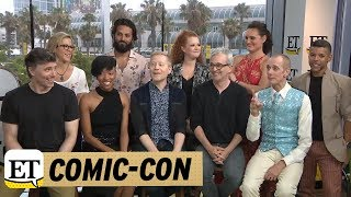 Comic-Con 2018: The Star Trek: Discovery Cast Gushes Over Fan Reactions To The Show thumbnail