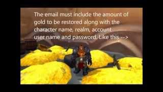 WOW GOLD HACK 100% LEGIT