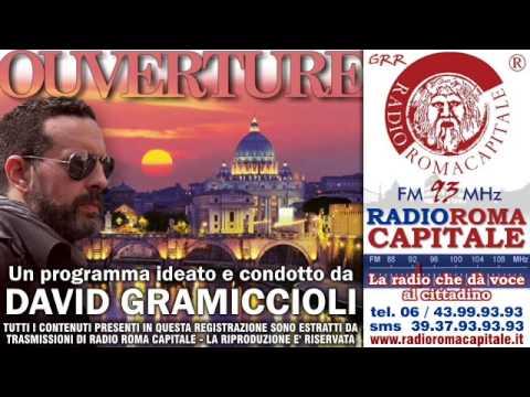 Gianni Alemanno ospite nell'Aula Capitolina di RadioRomaCapitale
