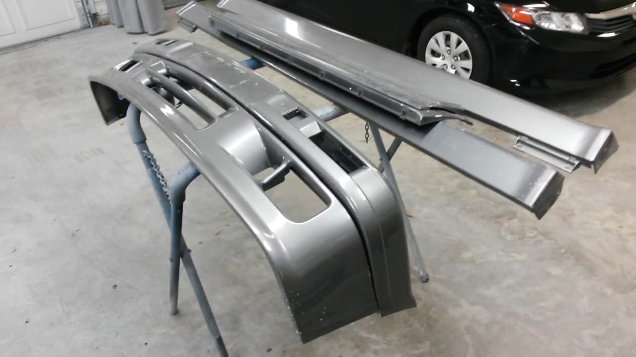 1989 Bmw E30 M Tech Ii Body Kit Repair And Refinishing
