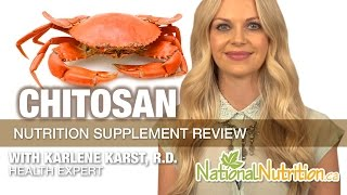 Professional Supplement Review - Chitosan