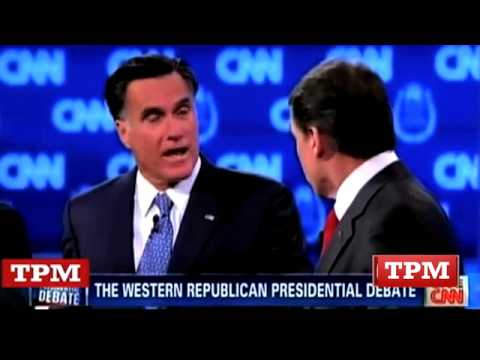 Mitt Romney's Greatest Hits (2012 Edition)