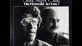 Ella Fitzgerald & Joe Pass - Take Love Easy {Pablo}[xrcd] _ 02. Once I Loved