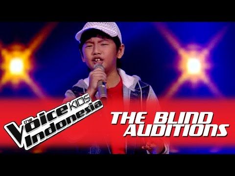 """Shem """"Preman"""" I The Blind Auditions I The Voice Kids Indonesia GlobalTV 2016"""