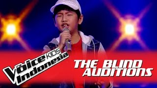 "Shem ""Preman"" I The Blind Auditions I The Voice Kids Indonesia GlobalTV 2016"