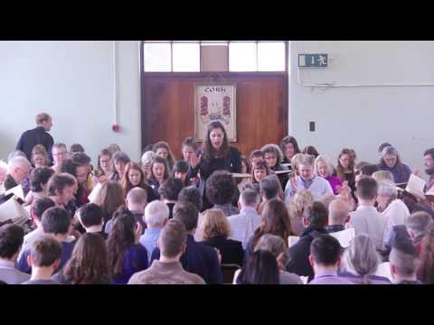 512 The Spirit Shall Return  The Seventh Ireland Sacred Harp Convention, 2017 Saturday HD