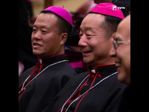 A historic first: Bishops from mainland China participate in synod