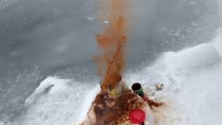 3 mal Böller Explosion im Kaffee (extra lahm) UHD 4K