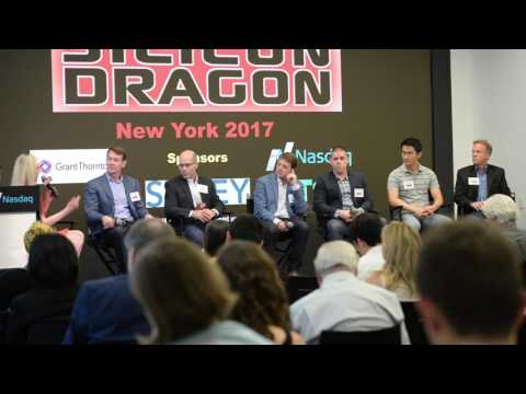Silicon Dragon New York 2017: Panel - VCs and Angels