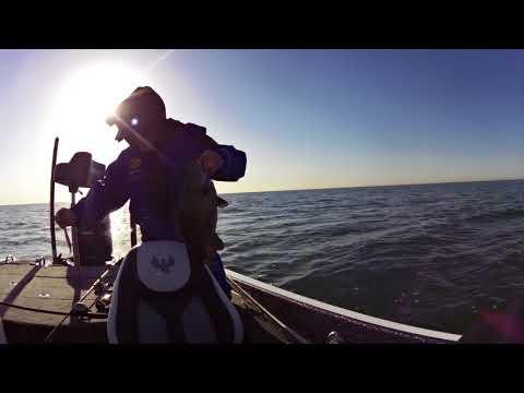 st clair prespawn crankin williams bass fishing