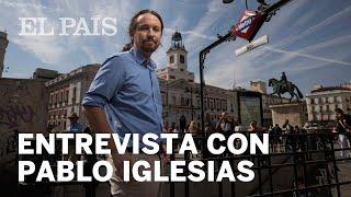 ENTREVISTA PABLO IGLESIAS en EL PAÍS |