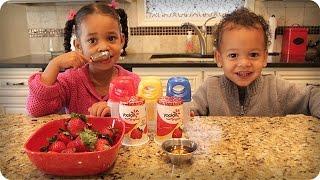 Best Kids Snack Ever!!!