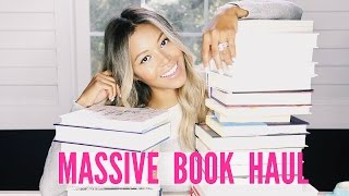 MASSIVE OVERDUE BOOK HAUL