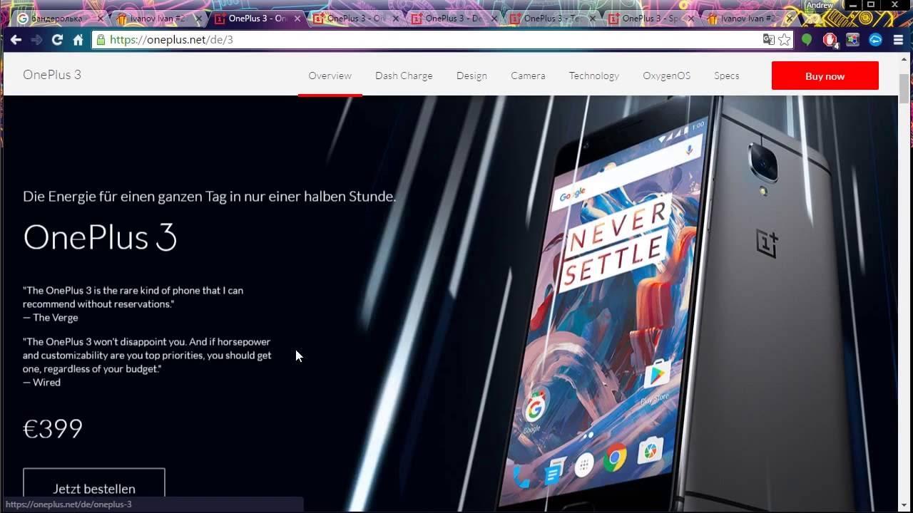 Купить oneplus 3 64Gb не китайский A3003, oneplus 3T 128Gb - YouTube