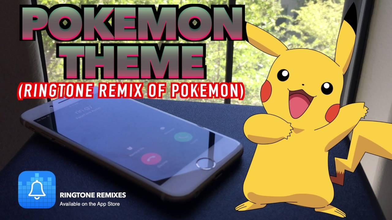 Pokemon Theme (Ringtone Remix of Pokemon) DOWNLOAD LINK IN DESCRIPTION