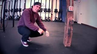 Kipping Handstand Push Up Progression Pt.2