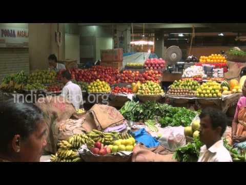 Supermarket in Panaji, Goa