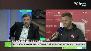 Nico Domingo: