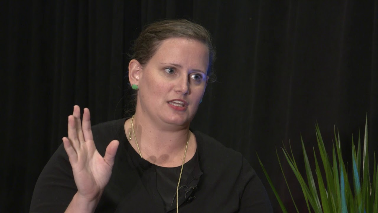 Implementing smart city projects with Emily Yates (Itron Utility Week 2017)