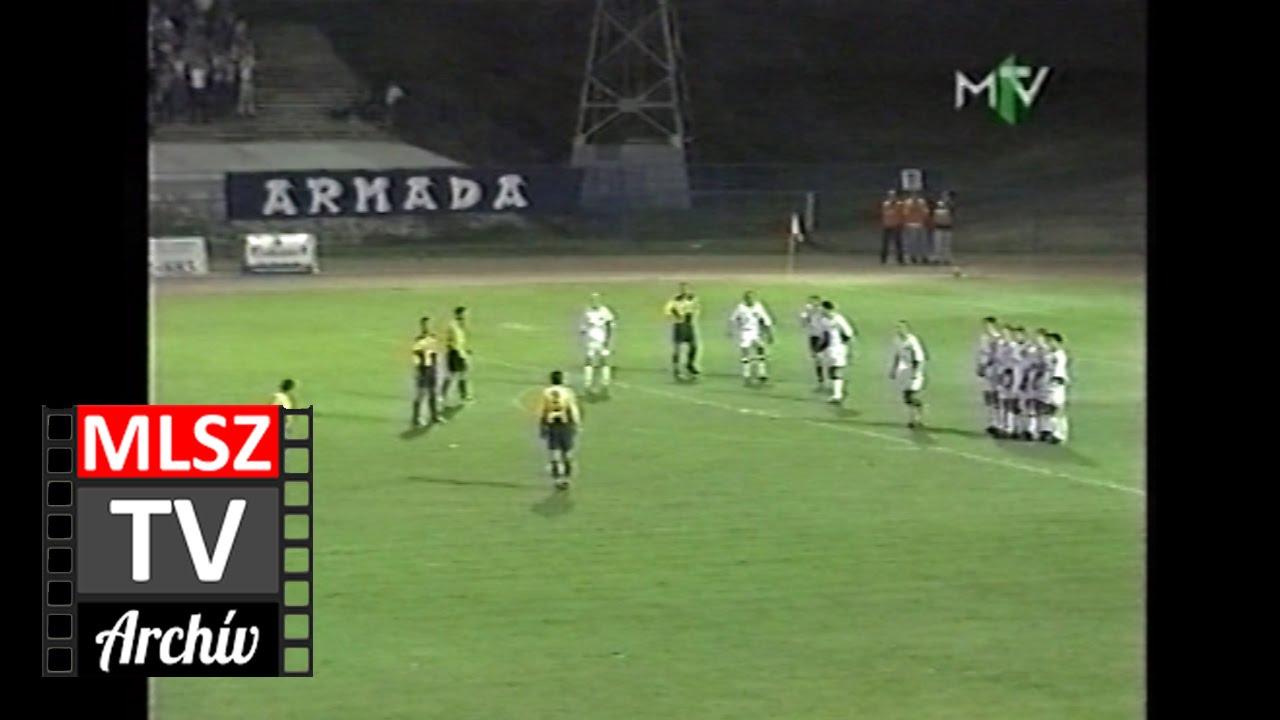 Szeged-Zalaegerszeg | 1-0 | 1999. 09. 11 | MLSZ TV Archív