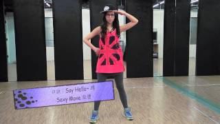 陳湘宜 Ruby Chen《口訣記憶 舞蹈教學》 〝比較大的大提琴〞MV  Dance Tutorial