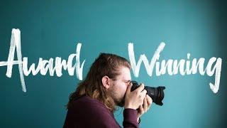 // How to become an AWARD-WINNING PHOTOGRAPHER //