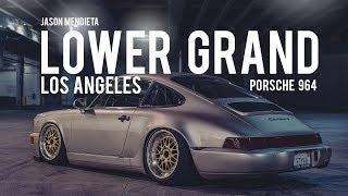Jason Mendieta's 1989 Porsche 964 in Lower Grand Los Angeles