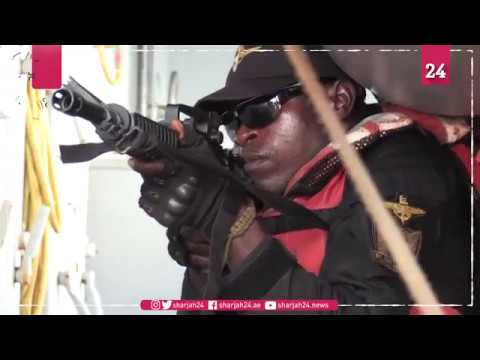 Nigerian Navy Train To Fight Against Piracy