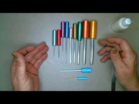 DIY Paper Bead Rolling Tool