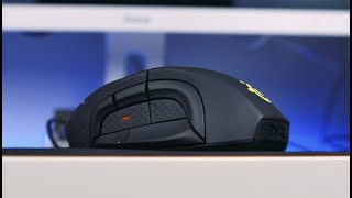 steelseries Rival 500 Mouse Review