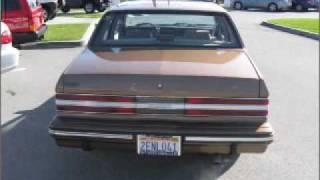 1987 Buick Century - San Jose CA