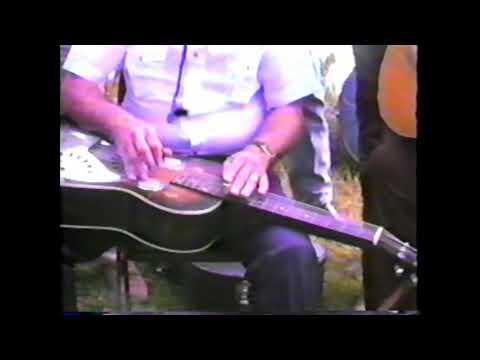 Josh Graves Dobro Workshop - Waldo Florida 1990