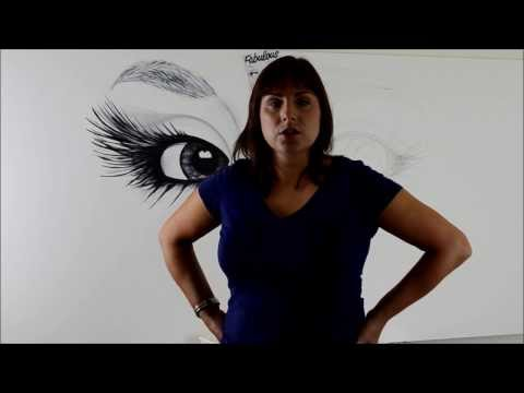 How to become a Mural Artist - sample video from Joanna Perry Mural Artist set of 3 DVD's